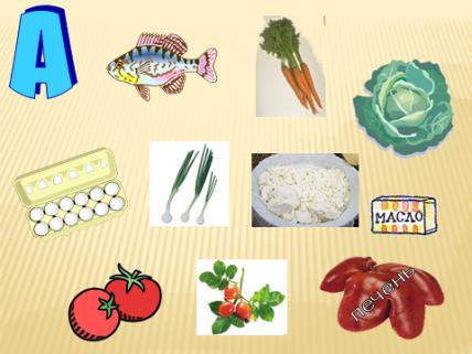 Внеклассное мероприятие «Здоровое питание - это важно!»